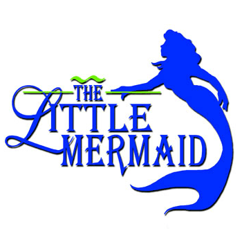 little mermaid - square