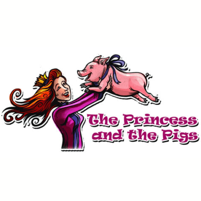 pincess and the pigs- square