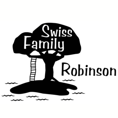 swiss family robinson - square